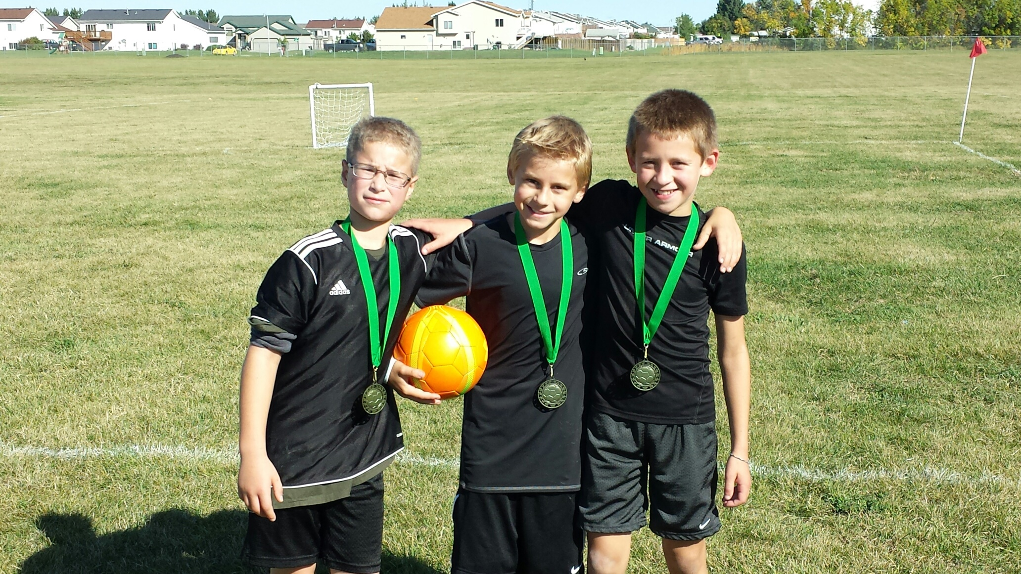 U11 Boys Packers