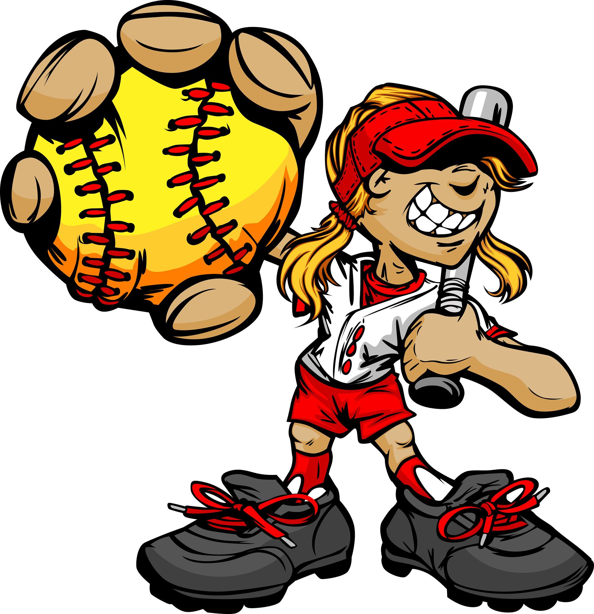 Girls softball 5-18 Beginner to Advanced