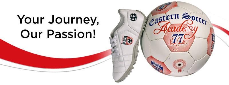 Easter Soccer Academy Banner
