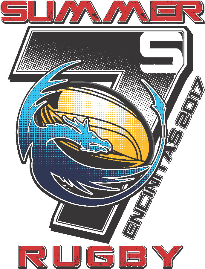 Encinitas 7s tournament logo