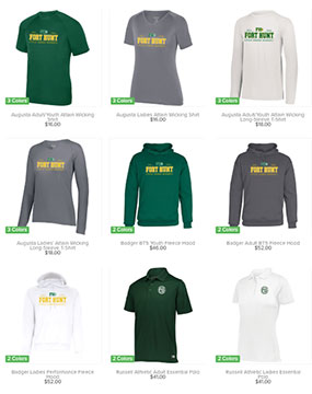 Spirit Wear Store Image