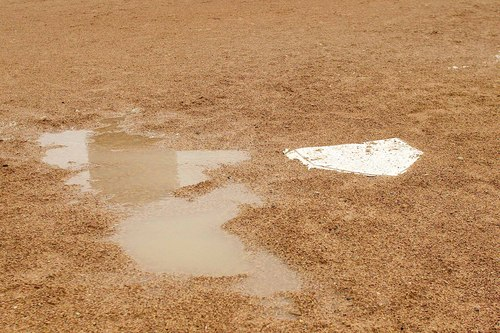 Rain Rain stay away, we want to play Softball today!!!