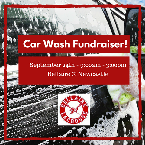 bellaire lacrosse car wash