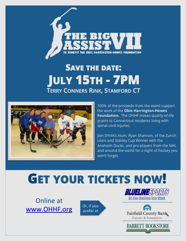 The Big Assist VII - July 15, 2015
