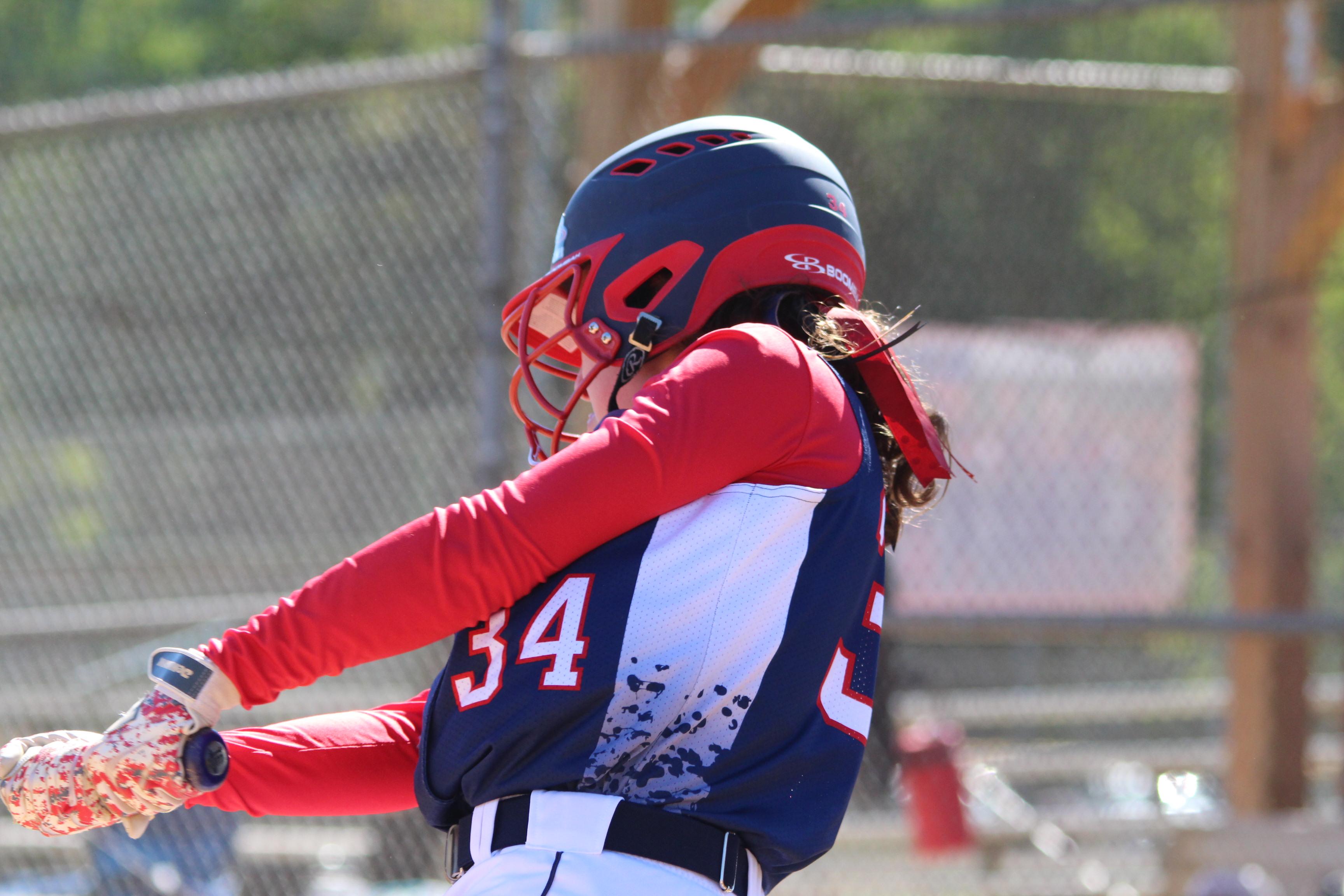 from Haiden northern virginia girls softball