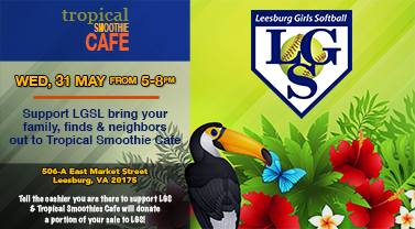 Tropical Smoothie Cafe flyer