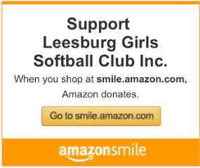 amazon smile - Donate to Leesburg Girls Softball
