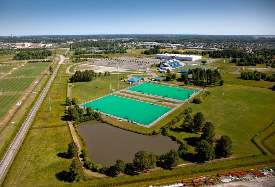 Virginia Beach Regional Training Center Fields