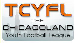 TCYFL Chicagoland football website link