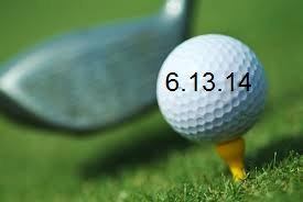 Sign up now for the 3rd Annual Golf Classic on Friday, June 14, 2013