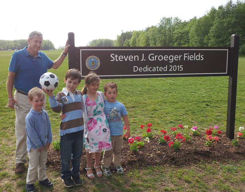 Steven J. Groeger Athletic Fields