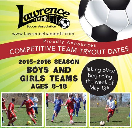 Lawrence Hamnett Competitive Tryouts