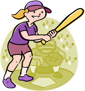 Softball teams: click for Bat-a-thon pledge form