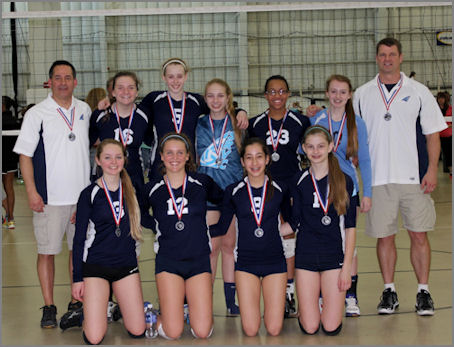 Storm Wins Silver in the Gold Bracket - MVSA March 2014