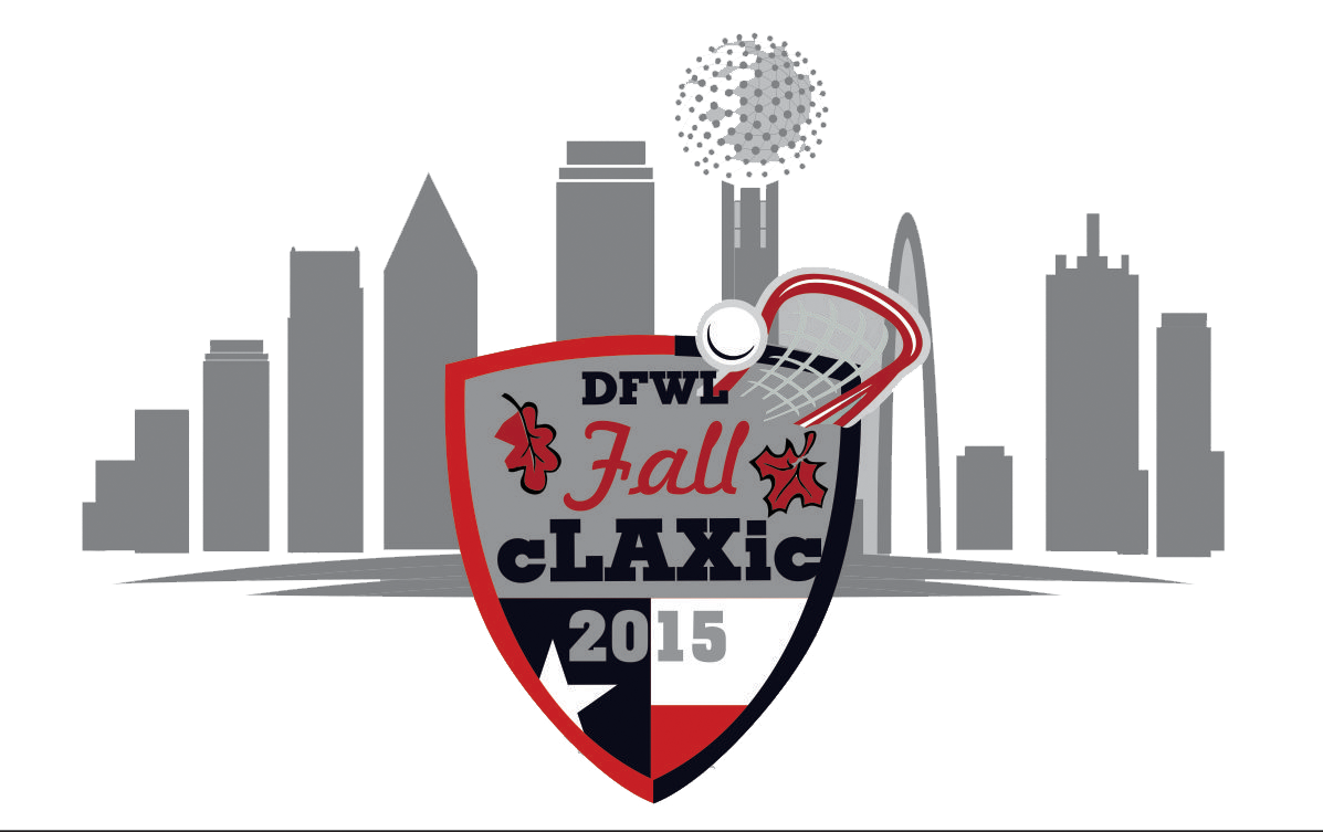 DFW Fall cLAXic Logo