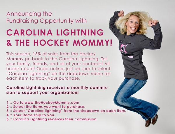 CLH and Hockey Mommy