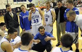 AD Kress in 2006 Coaching PHS Boys Basketball