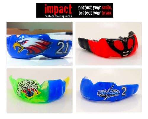 Impact Mouth Guards