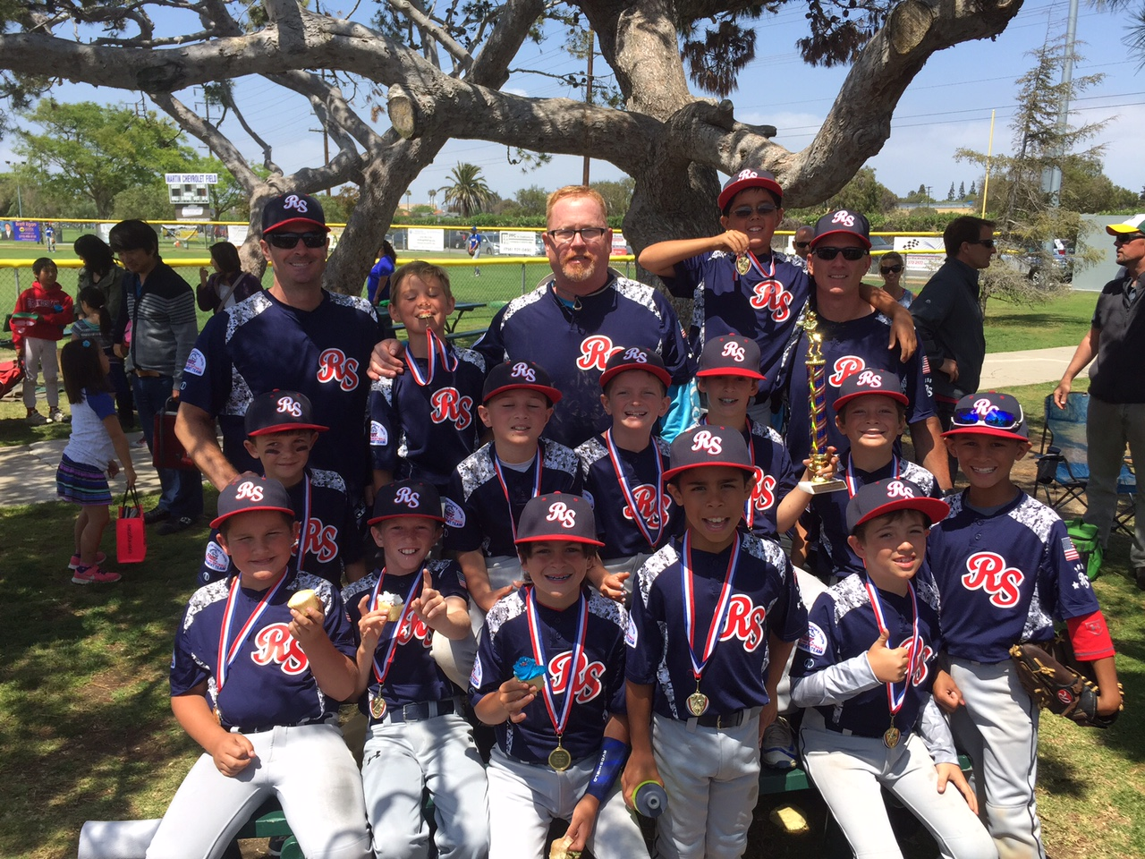 Riviera Little League Memorial Day Showdown