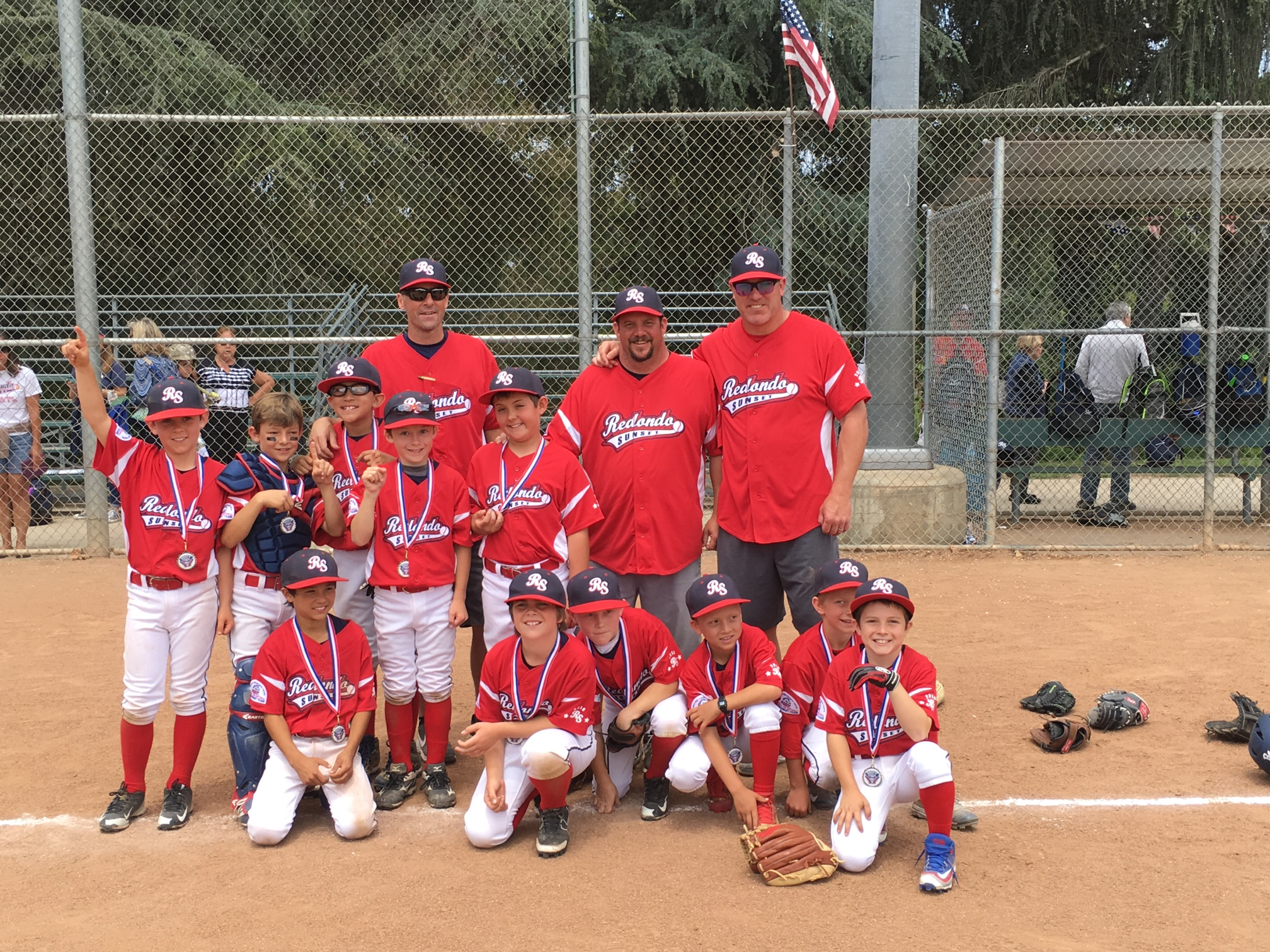Cheviot Hills Memorial Day Tournament