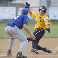 Junior Legion Baseball