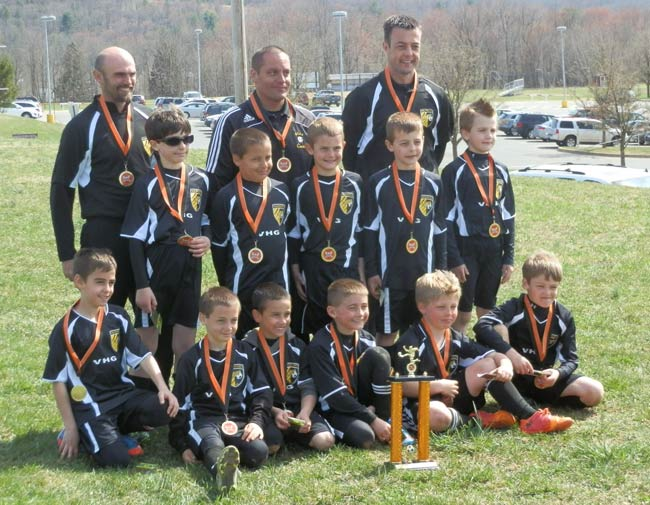 2013 u9boys huntermeckes