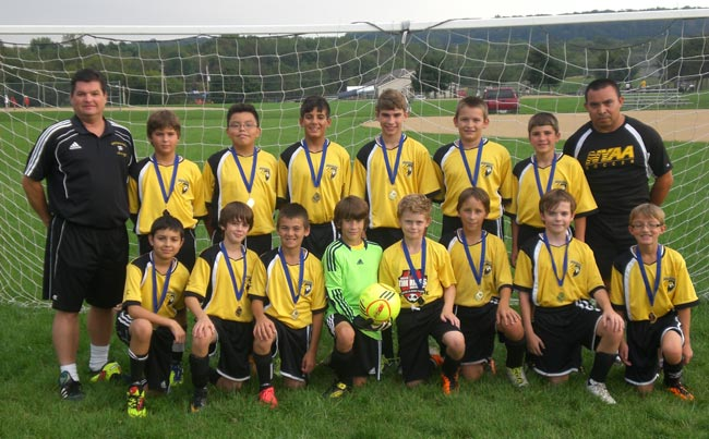 riggins u12b 2011fall