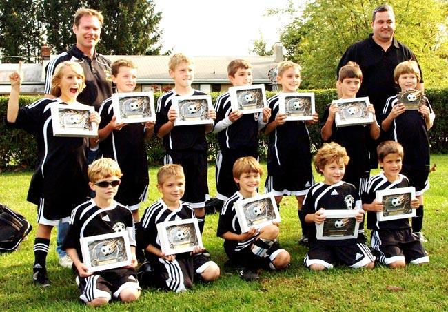 Western Lehigh 2009 Boys U9 Champions