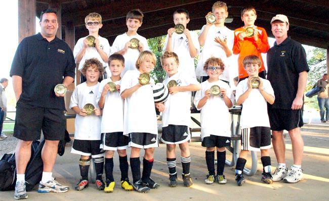 Western Lehigh U10 Boys 2010 Champions