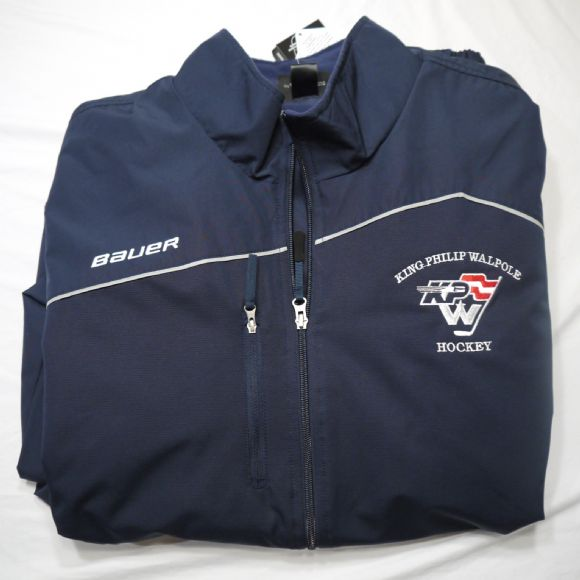 Bauer jacket with KPW logo