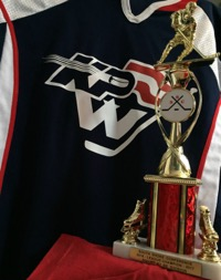 The King Philip Walpole Youth Hockey Squirt B2 Red team won the South Shore Conference Squirt B2 Re regular-season title.