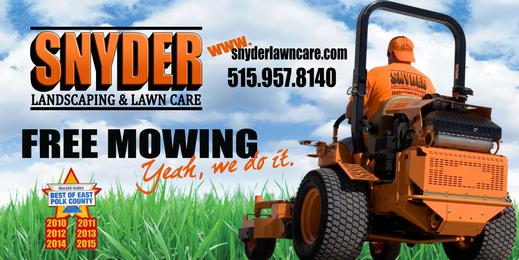 Snyder Landscaping and Lawn Care