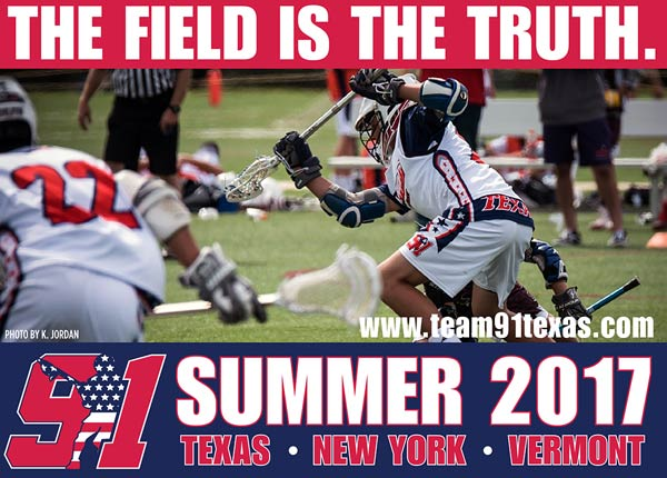 The Field is THE TRUTH. Team 91 Texas Summer 2017