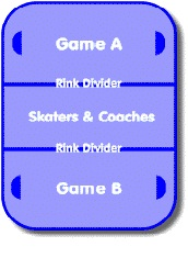 Cross Ice Rink Plan