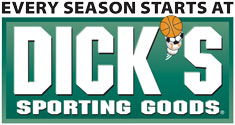 Visit our Sponsor - Dick's Sporting Goods