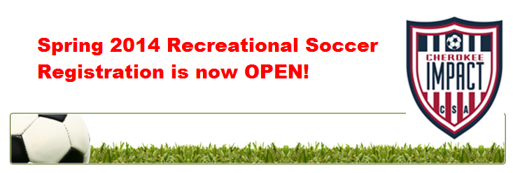 Spring 2014 Recreational Program