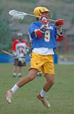 Paul Rabil - Crabs U19 Allstar - Vail Shootout