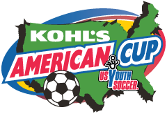 Kohl's American Cup logo