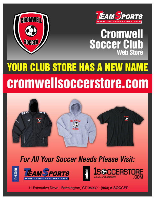 Cromwell Soccer Store