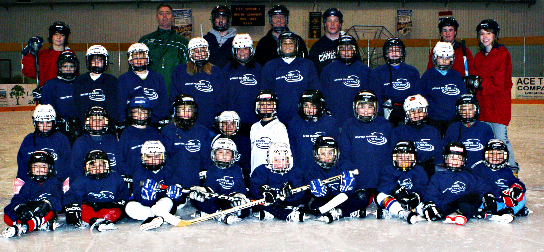 HOCKEY DEVELOPMENT PLAYERS 2008-09