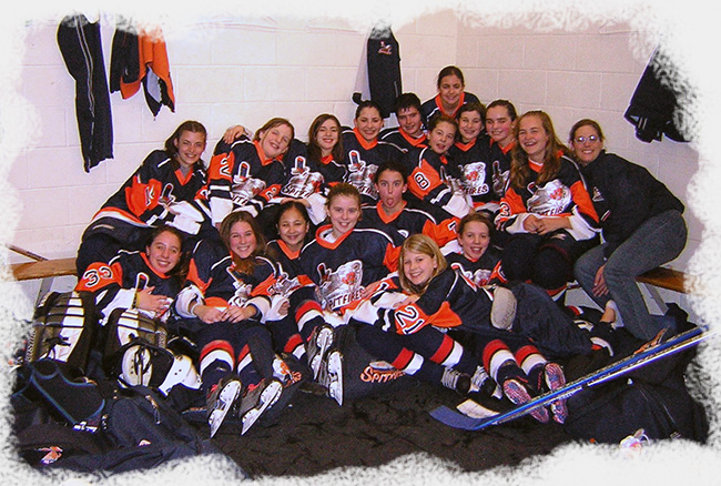 Spitfires U12 A (2005 USA Hockey National Qualifiers)