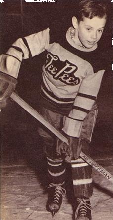 Abby Hoffman, 1955.