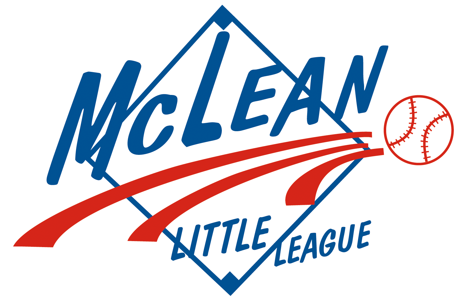 McLean Little League Logo