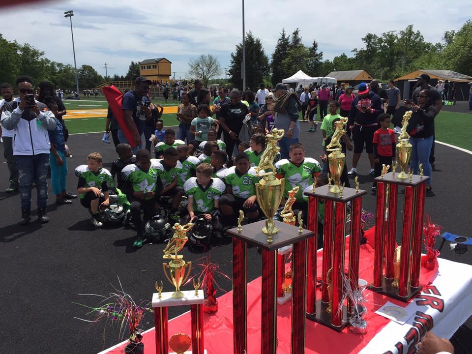 GMYFL 10U Champions