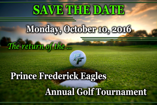 2016 PFE Golf Tournament