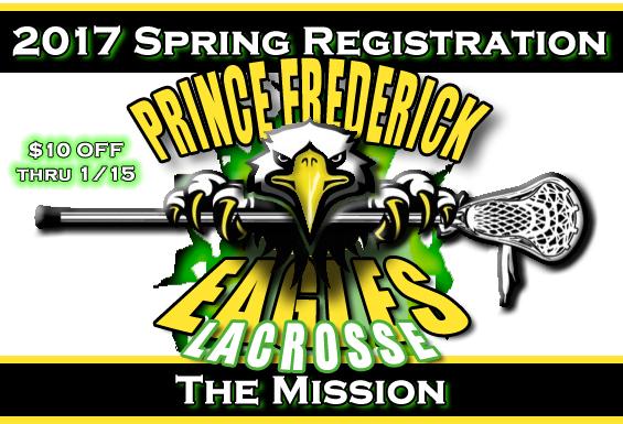 PFE Lacrosse Registration