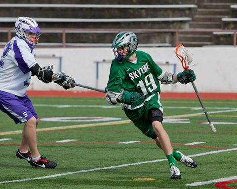 Tyler Johnston Skyline LAX