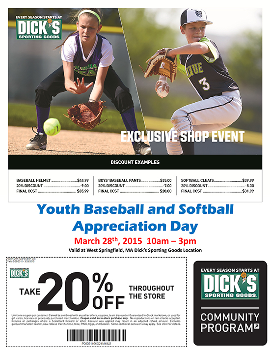 Dick's Sporting Goods Ad
