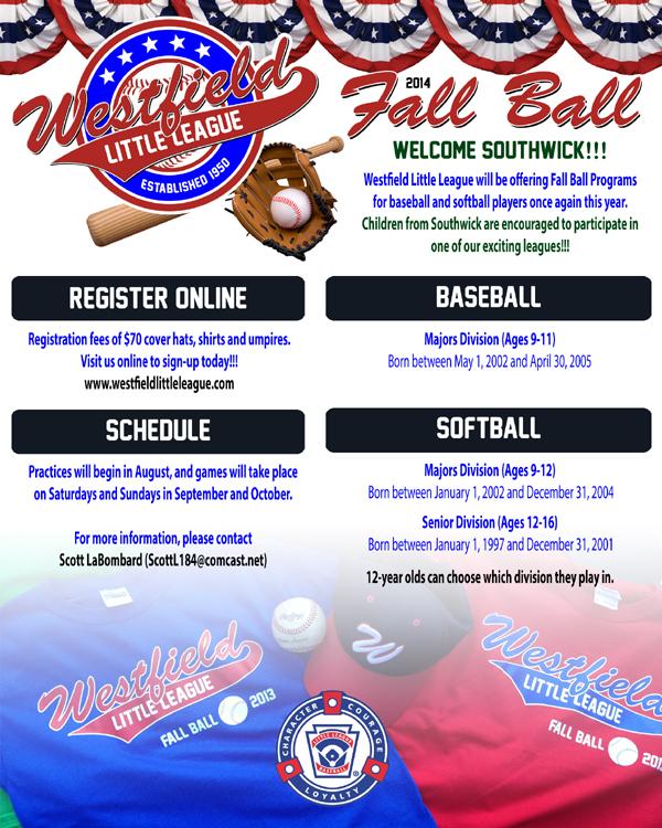 2014 Fall Ball