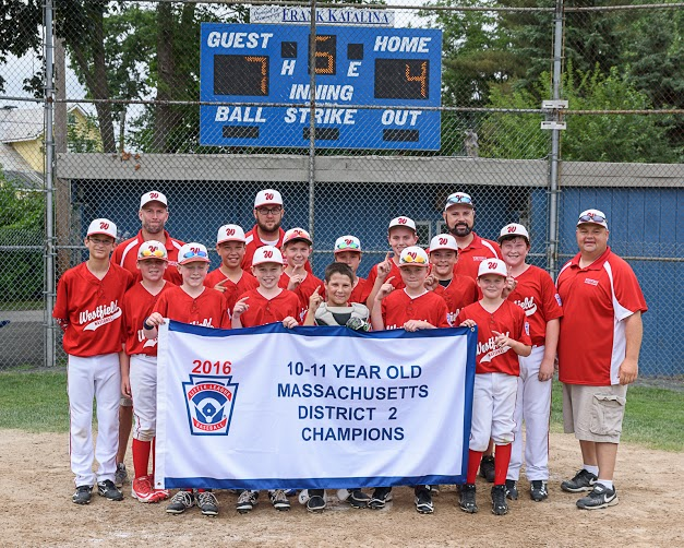 Westfield National 10-11 Champs